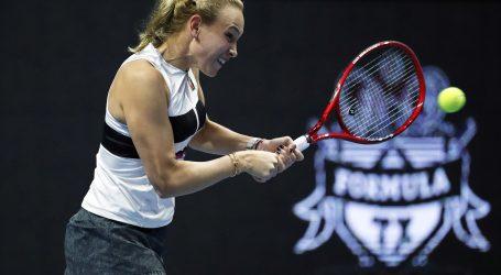 WTA ST PETERBURG Donna Vekić poražena u finalu