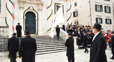 Otvorena 1047. Festa svetog Vlaha