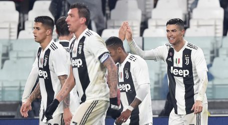 """ALLEGRI """"I Ronaldo i Dybala trebaju Mandžukića"""""""