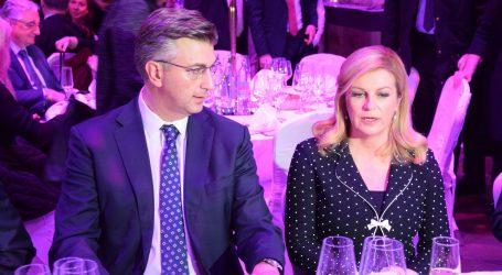 Plenković vjeruje da će HDZ podržati Grabar Kitarović na izborima