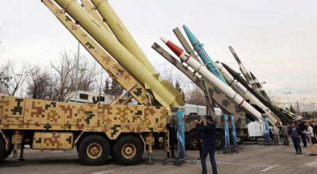 EU zabrinut zbog iranskog razvoja projektila