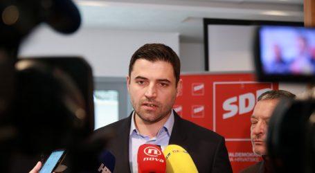 BERNARDIĆ 'SDP će inzistirati na istrazi o nabavi borbenih zrakoplova'