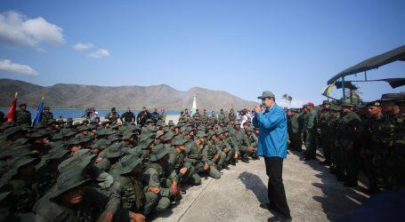 Venezuelski ministar obrane poručio da vojnici ostaju na granici
