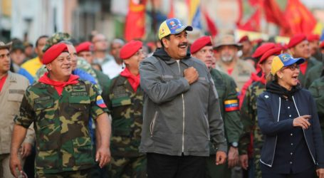 Guaido optužio Madura da želi prenijeti u Urugvaj 1,2 mlrd dolara