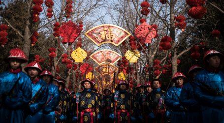 Kina proslavila ulazak u godinu svinje