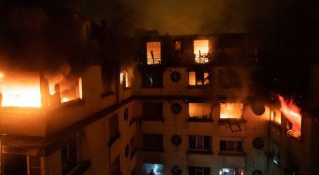 Najmanje deset mrtvih u požaru u Parizu, privedena žena