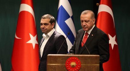 Tsipras i Erdogan žele održati dijalog između svojih zemalja