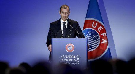 Čeferinu novi četverogodišnji mandat na čelu UEFA-e