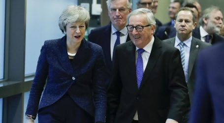 "JUNCKER ""Nitko se ne bi usprotivio odgodi Brexita"""