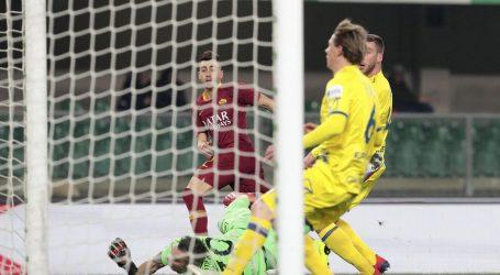 SERIE A Pobjeda Rome protiv posljednje momčadi lige