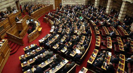 Grčki parlament prihvatio protokol o pristupu Makedonije NATO-u