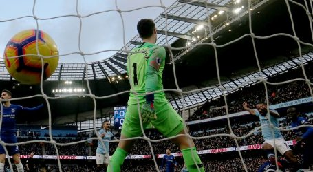 Chelsea kaznio Kepu zbog odbijanja zamjene