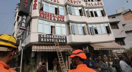 Najmanje 17 mrtvih u požaru hotela u New Delhiju