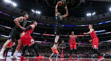 NBA Minnesota nadigrala Clipperse, Cleveland Knickse