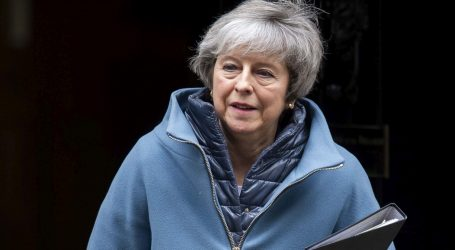 """MAY """"Sporazum prihvatljiv parlamentu je moguć"""""""