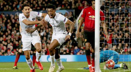 LIGA PRVAKA PSG razmontirao United, Roma – Porto 2-1