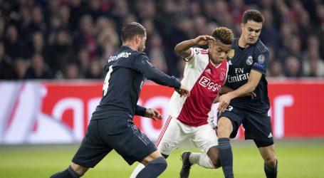 UEFA na Twitteru objasnila poništen pogodak Ajaxa