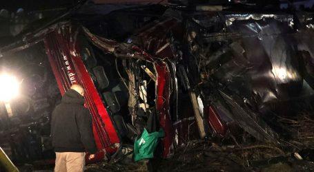 MAKEDONIJA Najmanje 14 poginulih u strašnoj prometnoj nesreći