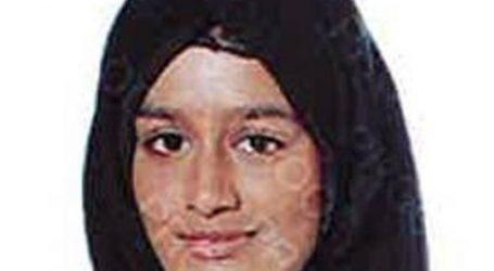 Rodila tinejdžerica koja se želi vratiti u London nakon što se pridružila IS-u