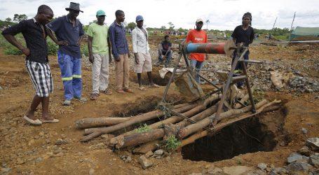 ZIMBABVE Strahuje se da je poginulo između 60 i 70 rudara