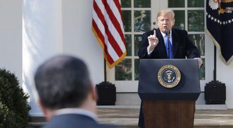 Trump tvrdi da zaslužuje Nobelovu nagradu za mir
