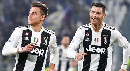 Pobjeda Juventusa, nova asistencija Mandžukića