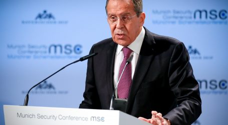 "Lavrov britanskog ministra obrane nazvao ""ministrom rata"""