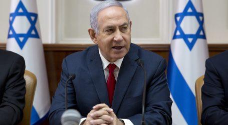 Izraelski premijer imenovao privremenog ministra vanjskih poslova