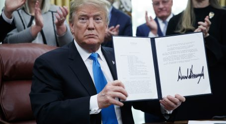 Trump predstavio svoj plan svemirskih snaga