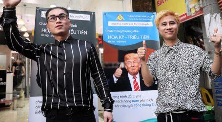 """PREGOVORI Na kušnji """"kemija"""" između Trumpa i Kima"""