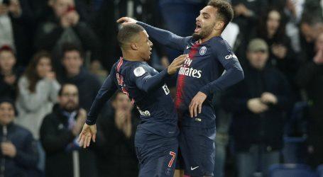 Dva gola Kyliana Mbappea za novu pobjedu PSG-a