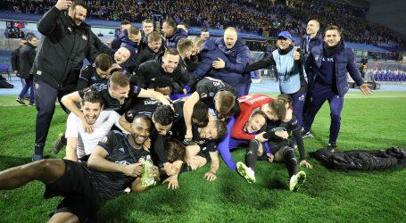 Igrači Dinama oduševljeni navijanjem na Maksimiru