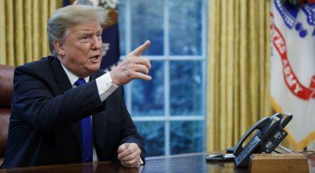 Trump najavio veto na rezoluciju koja bi blokirala izvanredno stanje