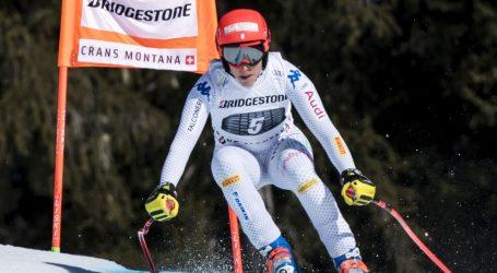 SKIJANJE Brignone treći put zaredom najbolja u Crans Montani