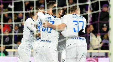 Fiorentina – Inter 3-3, Perišić strijelac