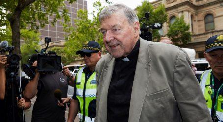 Osuđeni kardinal Pell odveden u pritvor