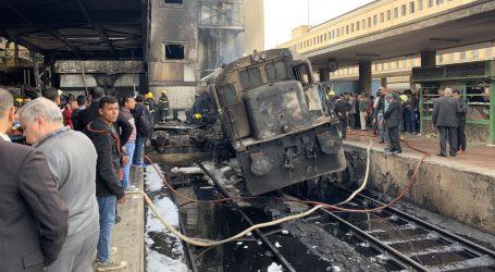 EKSPLOZIJA VLAKA U KAIRU Broj mrtvih porastao na 25, 50 ozlijeđenih