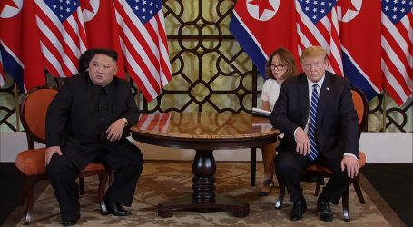Trump razgovarao s Abeom i s Moonom o Sjevernoj Koreji