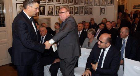 PLENKOVIĆ 'HDZ dao ključan doprinos ostvarenju nacionalnih zadaća i ciljeva'