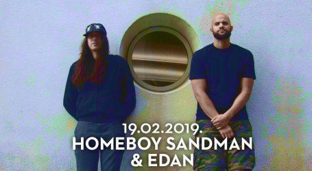 Homeboy Sandman i Edan predstavljaju novi album