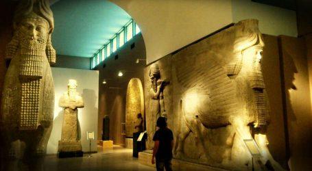 VIDEO: Brojni artefakti vraćeni u Irački državni muzej