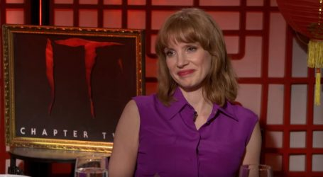 VIDEO: Jessica Chastain otkrila svoje strahove