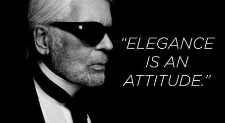 VIDEO: Omiljeni modeli dizajnera Karla Lagerfelda
