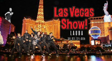 Brojna iznenađenja u sklopu Las Vegas Showa
