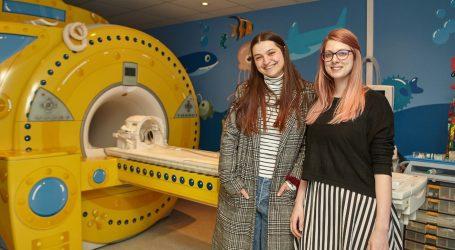 Uređaj za magnetnu rezonancu pretvoren u podmornicu iz mašte
