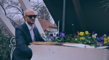FOTO: VIDEO: Marko Škugor snimio novi spot s Nadom Abrus i barbom Tonijem