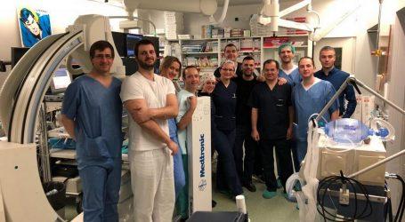 Riječki liječnici prvi u Hrvatskoj ugradili najmanji pacemaker na svijetu