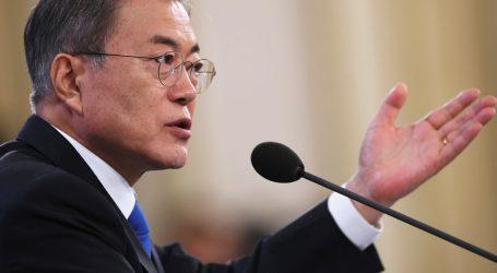 VIDEO: Moon Jae-in želi da se sjevernokorejski i američki razgovori nastave prema rješenju