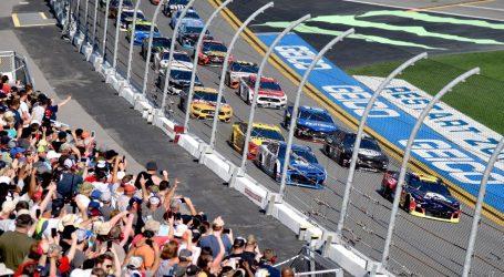 VIDEO: Veliki sudar na utrci Nascar Daytona 500