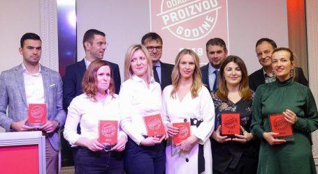 Hrvatski potrošači izabrali najinovativnije proizvode